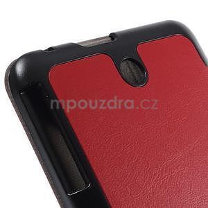 Supreme polohovatelné pouzdro na tablet Asus Memo Pad 7 ME176C - červené - 7