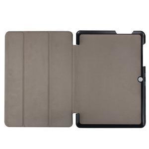 Třípolohové pouzdro na tablet Acer Iconia One 10 B3-A20 - hnědé - 7