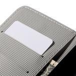 Nice koženkové pouzdro na mobil Acer Liquid Z520 - sovička - 7/7