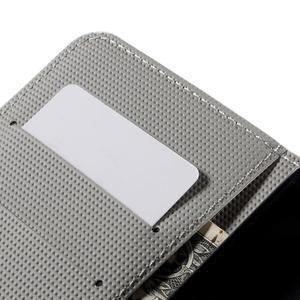 Nice koženkové pouzdro na mobil Acer Liquid Z520 - zebra - 7