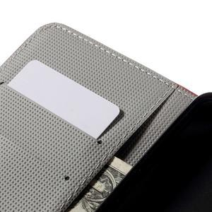 Nice koženkové pouzdro na mobil Acer Liquid Z520 - US vlajka - 7
