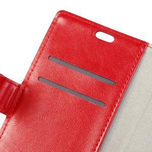 Pouzdro na mobil Acer Liquid Z530 - červené - 7