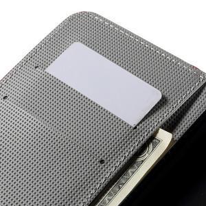 Valet peněženkové pouzdro na Acer Liquid Z530 - US vlajka - 7