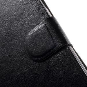 Horse peněženkové pouzdro na mobil Acer Liquid Z530 - černé - 7