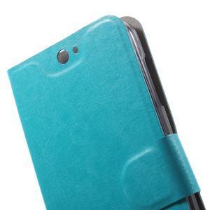 Horse peněženkové pouzdro na mobil Acer Liquid Z530 - modré - 7