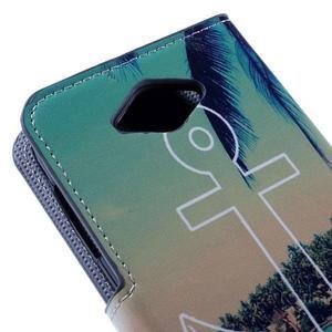 Valet peněženkové pouzdro na Acer Liquid Z530 - kotva - 7