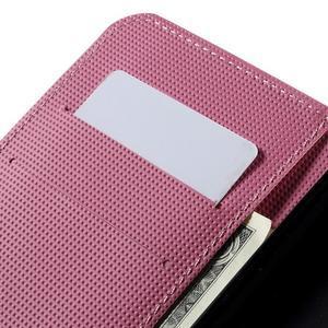 Valet peněženkové pouzdro na Acer Liquid Z530 - motýlci - 7