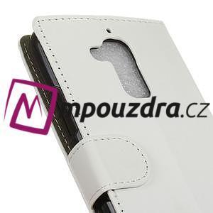 Glory peněženkové pouzdro na Asus Zenfone 3 Max - bílé - 7