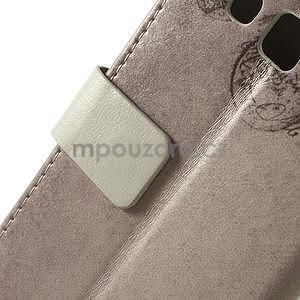 Peněženkové pouzdro pro Samsung Galaxy A3 - americké srdce - 7