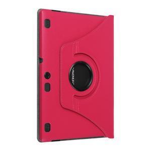 Pouzdro s otočnou funkcí na tablet Lenovo Tab 2 A10-70 - rose - 7