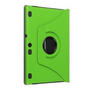 Pouzdro s otočnou funkcí na tablet Lenovo Tab 2 A10-70 - zelené - 7