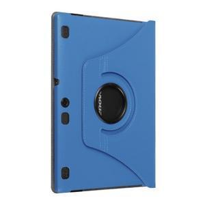 Pouzdro s otočnou funkcí na tablet Lenovo Tab 2 A10-70 - světlemodré - 7