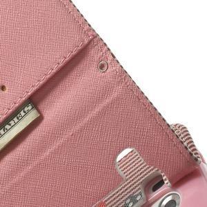 Obrázkové pouzdro na mobil LG G3 - zamilovaný medvídek - 7