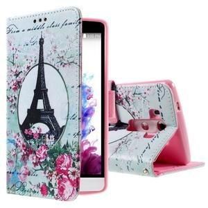 Motive koženkové pouzdro na LG G3 - kouzlení motýlci - 7