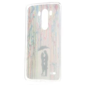 Gelový kryt na mobil LG G3 - pár - 7