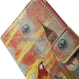 Zapínací peněženkové pouzdro pro LG G3 s - Big Ben - 7