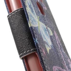 Wall peněženkové pouzdro na LG G5 - kouzelní motýlci - 7