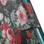 Wall peněženkové pouzdro na LG G5 - květiny - 7/7