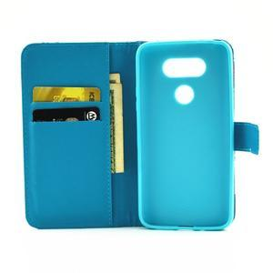 Pouzdro na mobil LG G5 - papírová vlaštovka - 7