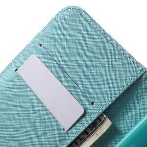 Wall peněženkové pouzdro na LG G5 - motýl - 7