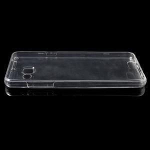 Gelový obal 2v1 pro zadní kryt a displej na Samsung Galaxy A5 (2016) - transparentní - 7