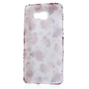 Obal s motivem na mobil Samsung Galaxy A5 (2016) - květiny - 7