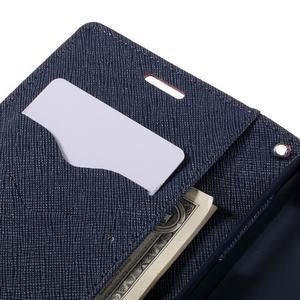 Goosper PU kožené pouzdro na Samsung Galaxy S7 - červené - 7