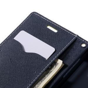 Goosper PU kožené pouzdro na Samsung Galaxy S7 - zelené - 7