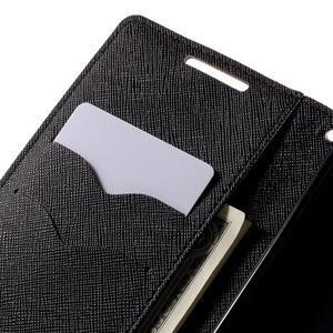 Mercur peněženkové pouzdro na Sony Xperia Z5 - hnědé - 7