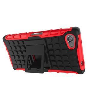 Outdoor odolný kryt na mobil Sony Xperia Z5 Compact - červený - 7