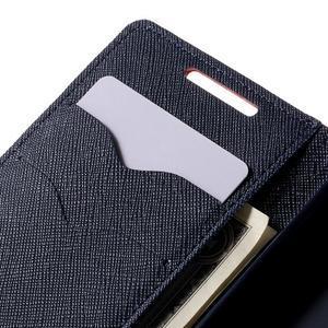 Fancy PU kožené pouzdro na Sony Xperia Z5 Compact - červené - 7