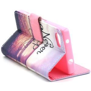 Peněženkové pouzdro na mobil Sony Xperia Z5 Compact - nepřestávej snít - 7