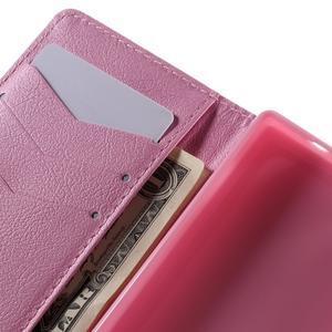 Diary peněženkové pouzdro na Sony Xperia Z5 Compact - pampelišky - 7