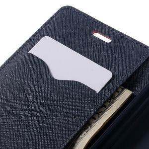 Diary PU kožené pouzdro na mobil Xiaomi Redmi 3 - rose - 7