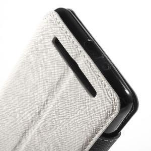 Diary view peněženkové pouzdro na Xiaomi Redmi 3 - bílé - 7