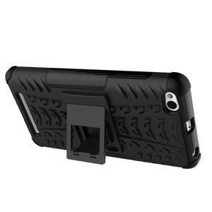 Outdoor odolný obal na mobil Xiaomi Redmi 3 - černý - 7