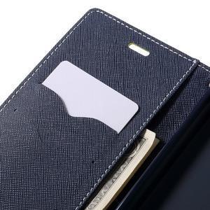 Wallet PU kožené pouzdra na Xiaomi Redmi Note 3 - zelené - 7