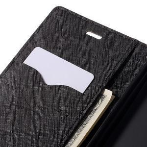 Wallet PU kožené pouzdra na Xiaomi Redmi Note 3 - hnědé - 7