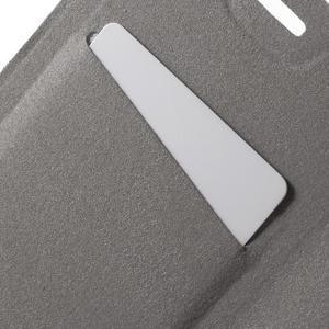 Horse PU kožené pouzdro na Xiaomi Redmi Note 3 - černé - 7
