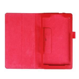 Dvoupolohové pouzdro na tablet Lenovo Tab 2 A7-20 - červené - 7