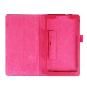 Dvoupolohové pouzdro na tablet Lenovo Tab 2 A7-20 - rose - 7