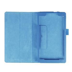 Dvoupolohové pouzdro na tablet Lenovo Tab 2 A7-20 - světlemodré - 7