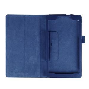 Dvoupolohové pouzdro na tablet Lenovo Tab 2 A7-20 - tmavěmodré - 7