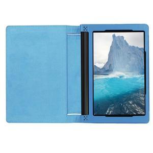 Safe PU kožené pouzdro na tablet Lenovo Yoga Tab 3 8.0 - světlemodré - 7
