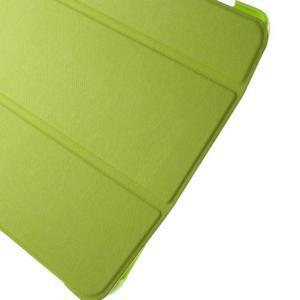 Trifold polohovatelné pouzdro na Samsung Galaxy Tab A 9.7 - zelené - 7