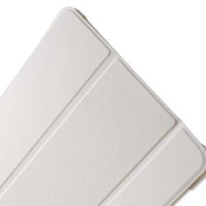 Trifold polohovatelné pouzdro na Samsung Galaxy Tab A 9.7 - bílé - 7