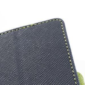 Diary pouzdro na mobil Samsung Galaxy S Duos/Trend Plus - tmavěmodré - 7