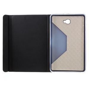 Flippy stylové pouzdro na Samsung Galaxy Tab A 10.1 (2016) - černé - 7