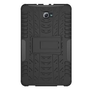 Outdoor odolný obal na Samsung Galaxy Tab A 10.1 (2016) - černý - 7