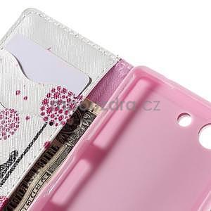 Pouzdro na mobil Sony Xperia Z3 Compact - děvče a pampelišky - 7